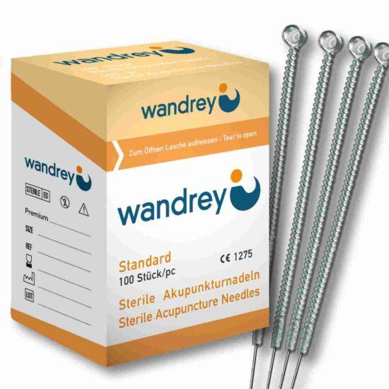 Wandrey Standard Steril Akupunkturnadeln